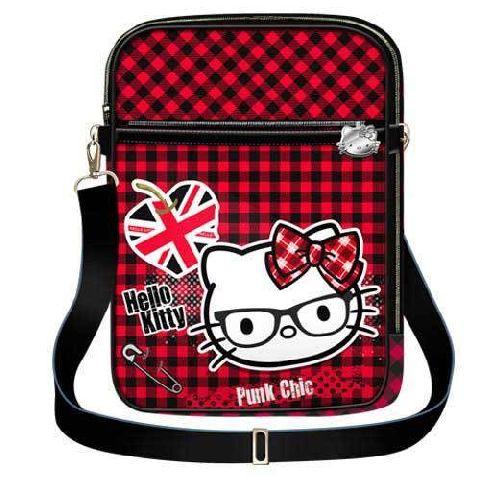 Geanta tableta 18x22x4cm,Hello Kitty Vicky