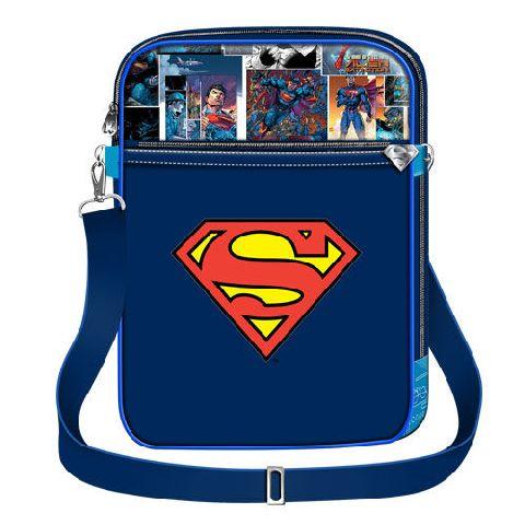 Geanta tableta 22.5x28x4cm,Superman S