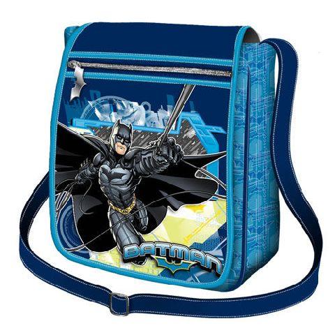 Geanta umar basic 21x26x9cm,Batman Gotham
