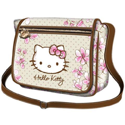 Geanta umar 30x21.5x8.5cm,Hello Kitty Mognolia