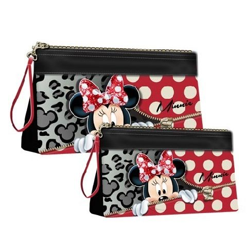 Geanta cosmetice Minnie Zipper,2buc/set