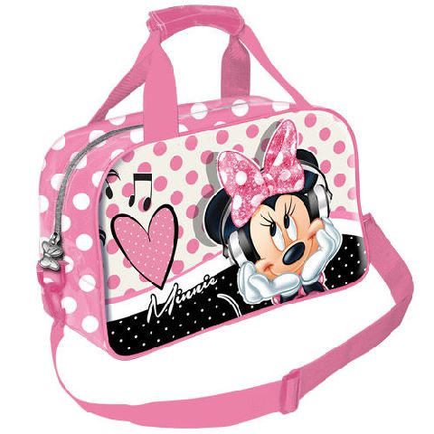 Geanta sport 39.5x25x16cm,Minnie Music