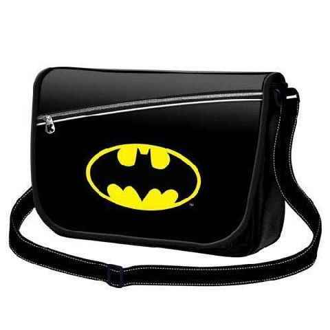 Geanta umar 29x21x8cm,Batman Batsignal