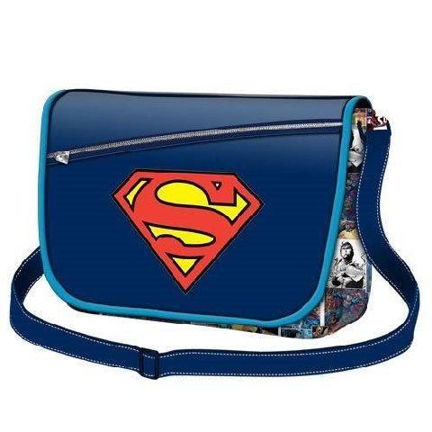 Geanta umar 39x29x12cm,Superman S