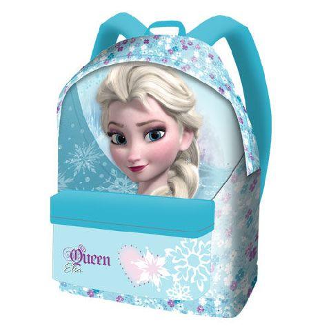 Ghiozdan 35x41x13.5cm,Frozen Elsa