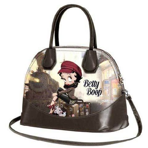 Geanta Moonlight 35x26.5x17cm,Betty Boop,Train
