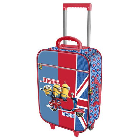 Troler soft 34x46x19cm,Minionii London
