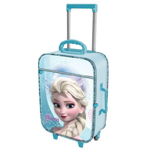 Troler soft 34x46x19cm,Frozen Elsa