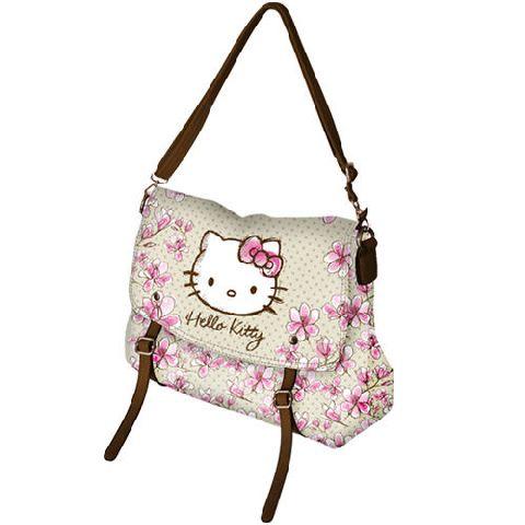 Geanta Venture 40x25.5x17cm,Hello Kitty Mognolia