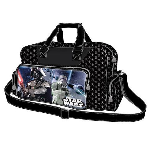 Geanta sport 53x32x25cm,StarWars Vader