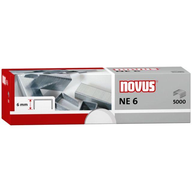 Capse Novus NE6 pentru capsator electric