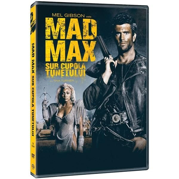 MAD MAX 3: BEYOND THUNDER DOME (ed. 2015)