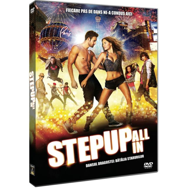 STEP UP 5: ALL IN -  BATALIA STARURILOR