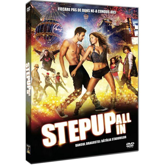 STEP UP 5: ALL IN -  BATALIA STARURILOR