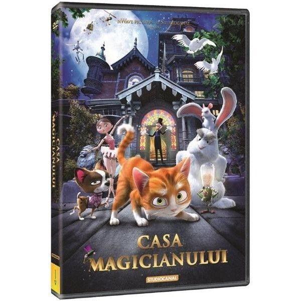 HOUSE OF MAGIC - CASA MAGICIANULUI