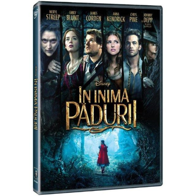INTO THE WOODS - IN IMINA PADURII