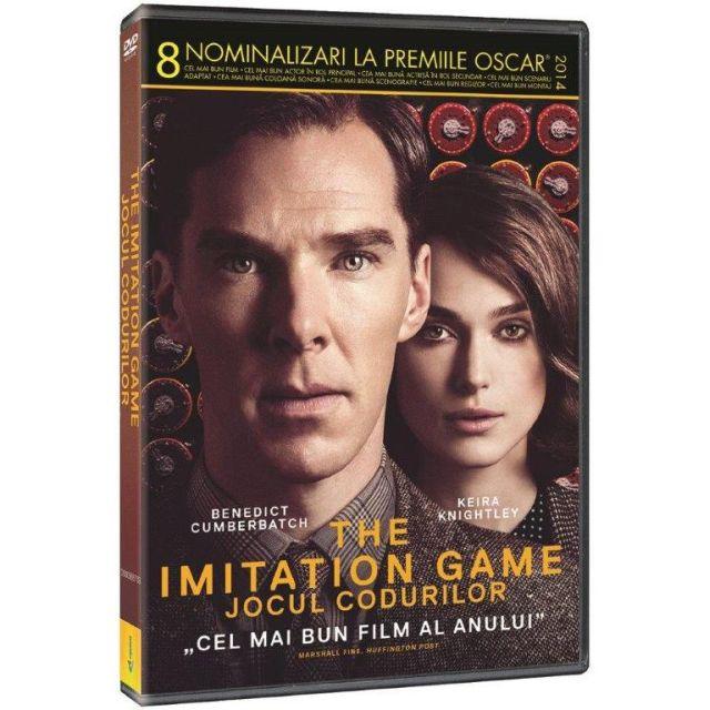 THE IMITATION GAME - JOCUL CODURILOR