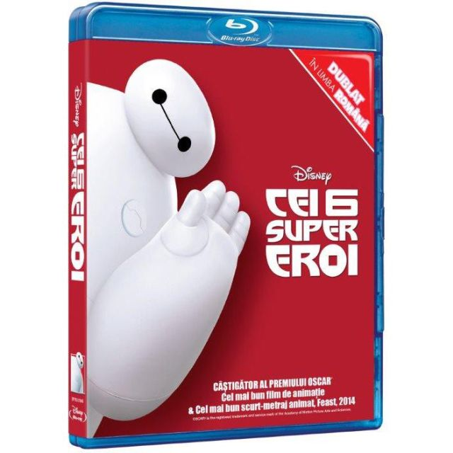 BD: BIG HERO 6 - CEI 6 SUPER EROI