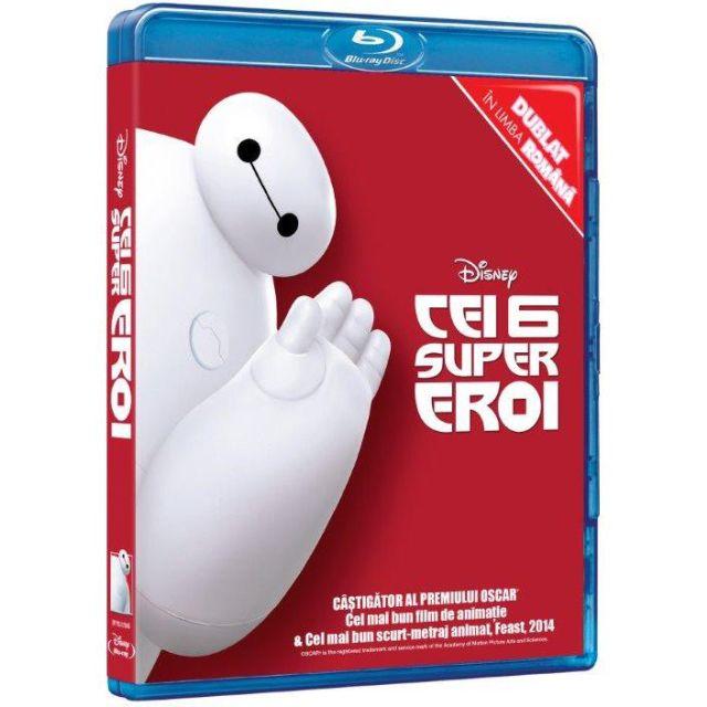 BD: BIG HERO 6 - CEI 6 SUPER EROI