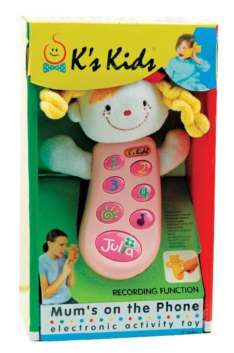 Mama la telefon