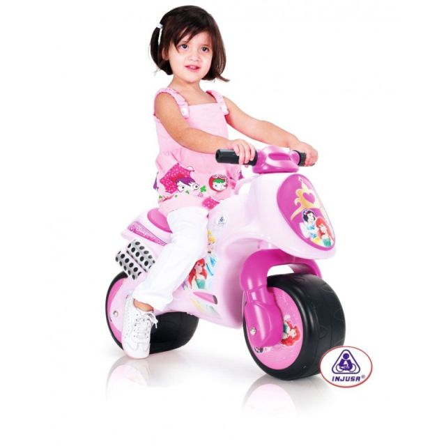 Injusa-Motocicleta fara pedale,Pricess