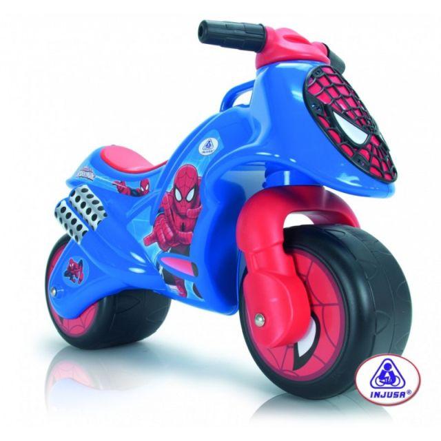 Injusa-Motocicleta fara pedale,Spiderman