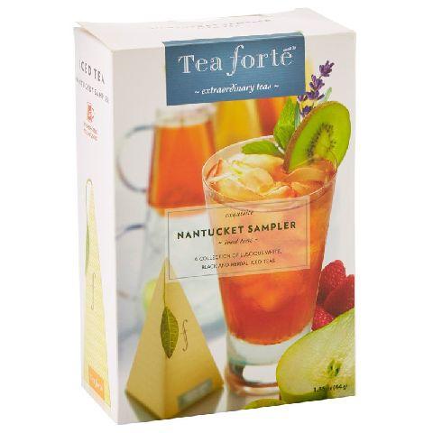 Ice tea 5 arome -Nantucket Sampler