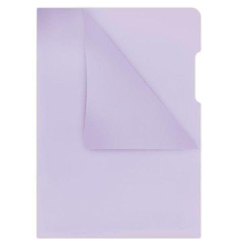 Mapa in L,120microni,violet,bucata
