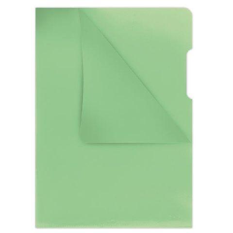 Mapa in L,120microni,verde,bucata