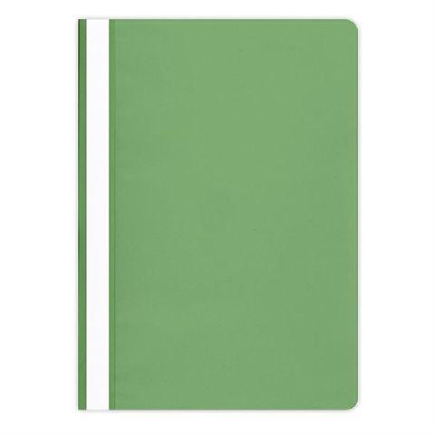 Dosar plastic A4,cu sina,verde