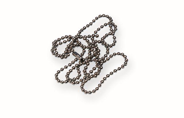 Lantisor metalic pentru ecuson