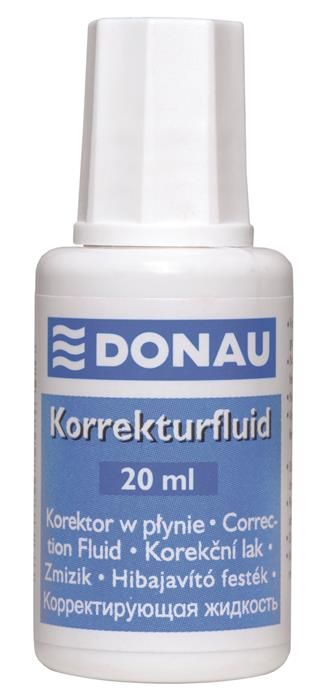 Fluid corector Donau,20ml