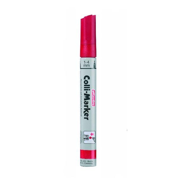 Marker Colli,1-4mm,reincarcabil,rosu