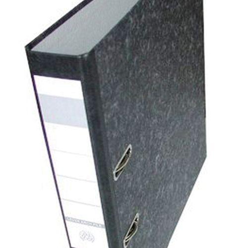 Biblioraft marmorat,A4,50mm,cu insertie