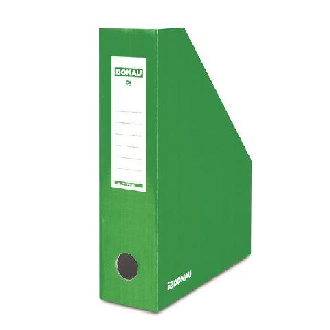 Suport documente Donau,8cm,caton,verde