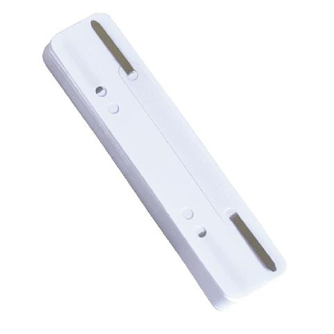 Alonje indosariere,34x150mm,alb,25buc/set