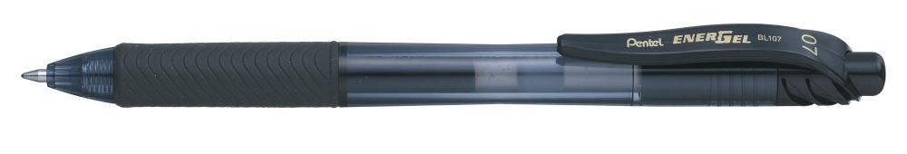 Roller Pentel EnergelX,0.7mm,negru