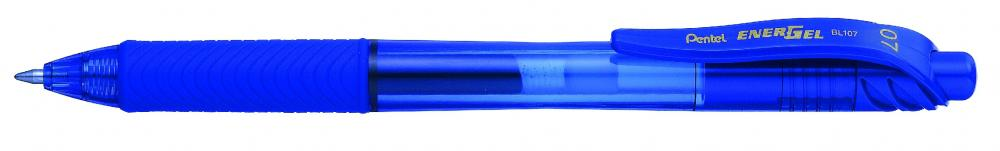 Roller Pentel EnergelX,0.7mm,albastru
