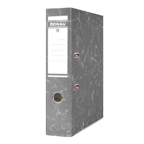 Biblioraft Eco,8cm,carton,negru