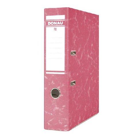 Biblioraft Eco,8cm,carton,rosu