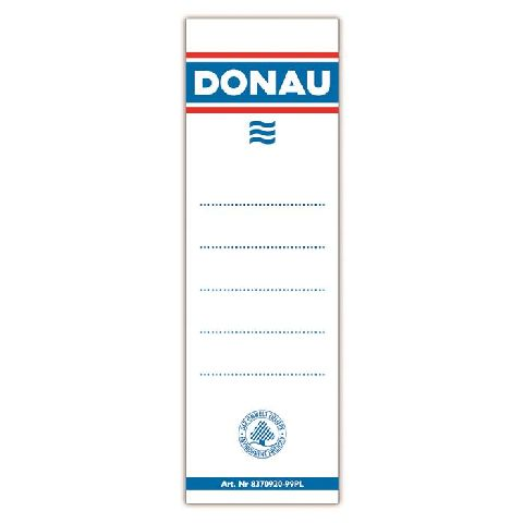 Etichete autoadezive 54x153mm,albe,20buc/set