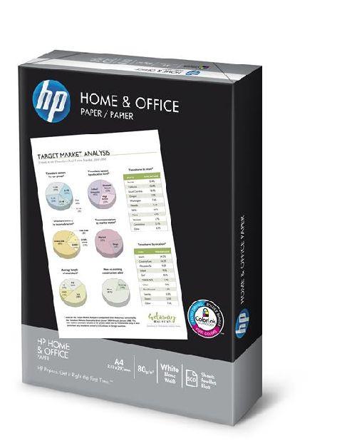 Hartie copiatorHP Home&Office,500coli/top