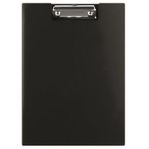 Clipboard dublu A4,PP,negru