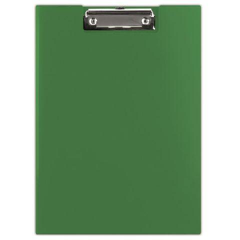 Clipboard dublu A4,PP,verde