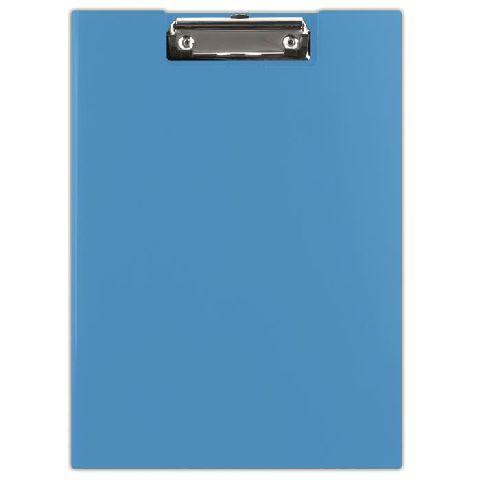 Clipboard dublu A4,PP,albastru