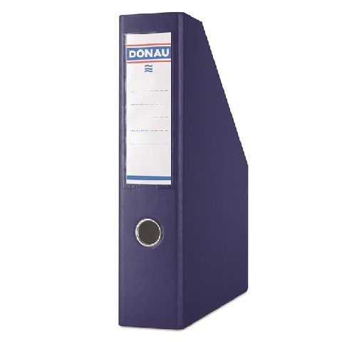 Suport documente Donau,poliprop.,albastru inchis