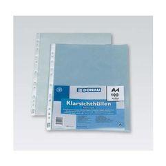 File plastic A4,40microni,orange peel,100buc/set