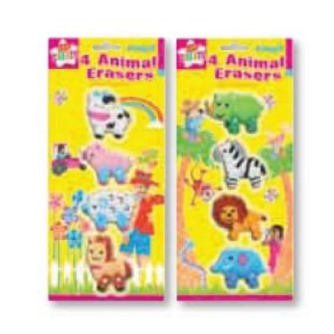 Radiere forme animale,4buc/set