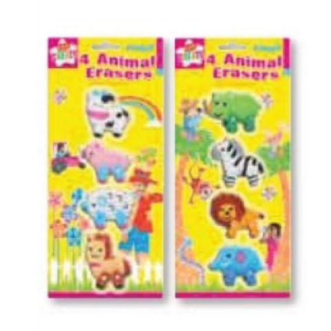 Radiere forme animale,4buc/set