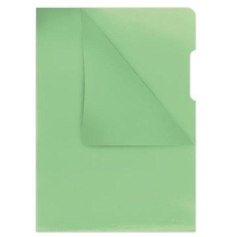 Mapa in L,160microni,verde transparent,10b
